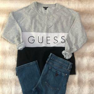 GUESS Women's sweatshirt